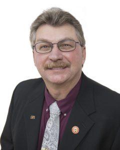 Scot Mugrage, President, Alaska Farm Bureau